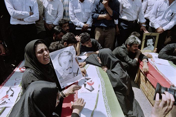 كارثة إسقاط الطائرة الإيرانية إيرباض أ300بي2