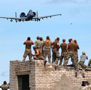 طيران تابع لحلف الناتو