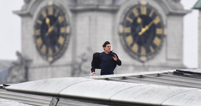 الممثل الأمريكي توم كروز