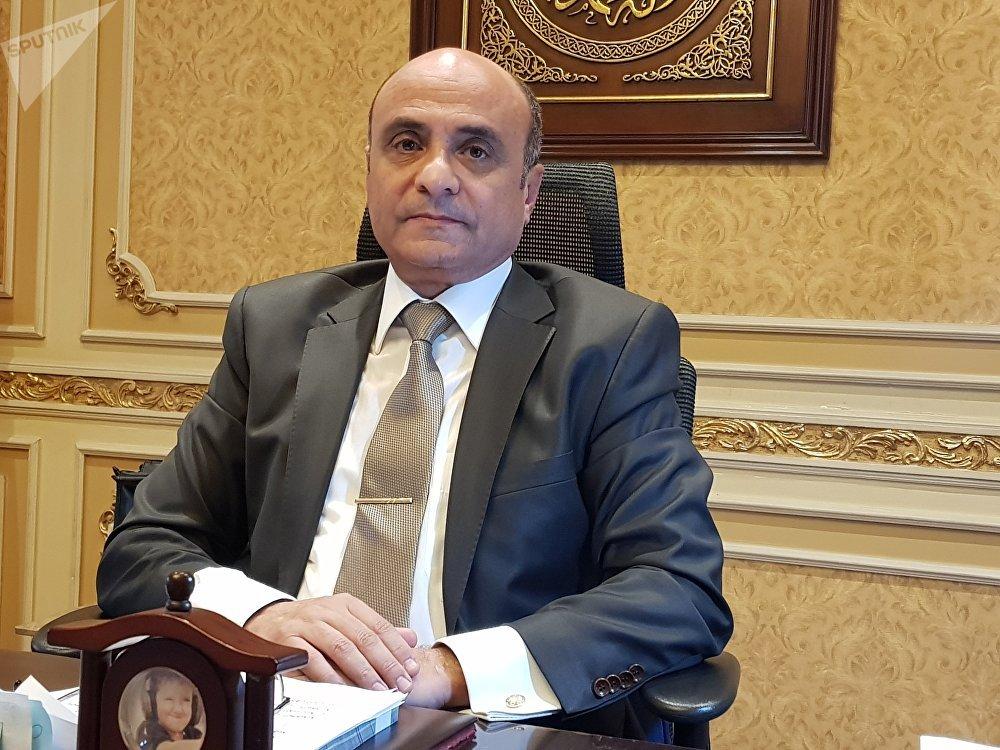 وزير الشؤون البرلمانية، المستشار عمر مروان