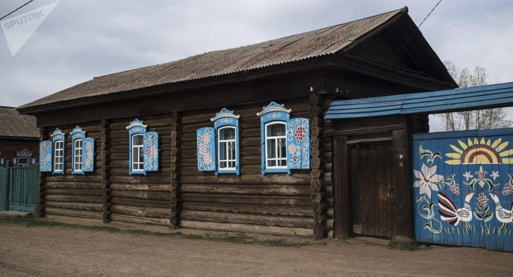 إقليم بورياتيا في روسيا