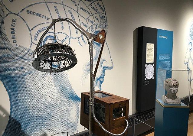 متحف علم النفس في ولاية أوهايو الأمريكية