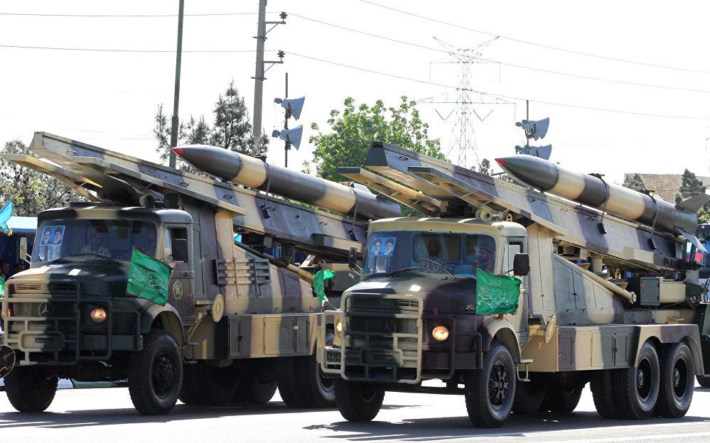 صواريخ إيرانية