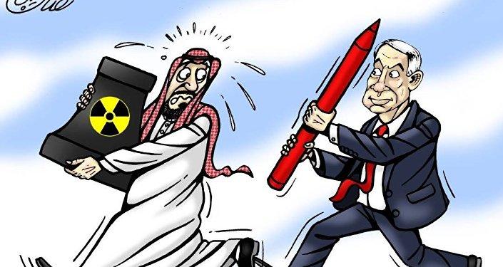 الخطوط الحمراء الإسرائيلية تطوق النووي السعودي