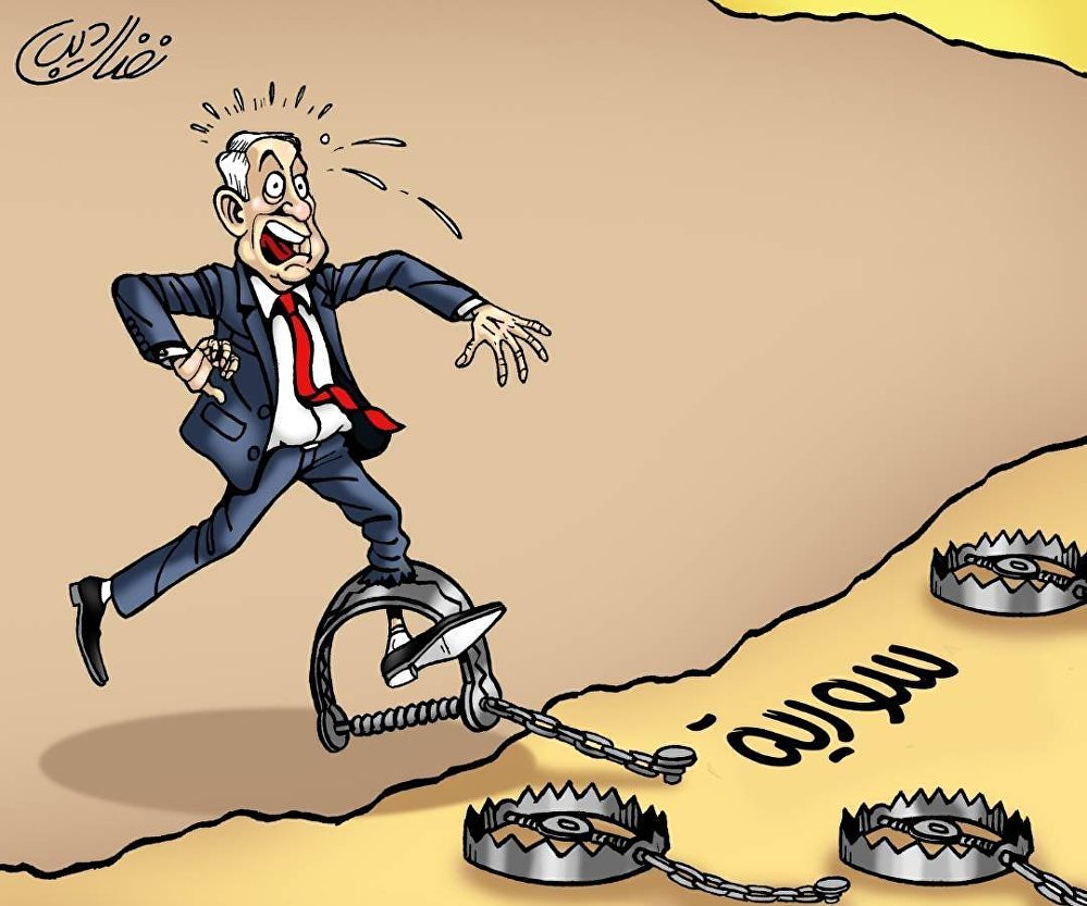 لماذا يخاف نتنياهو من السلاح على الحدود السورية