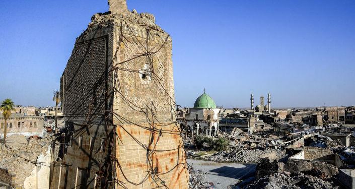 الموصل - يوليو، 2018، العراق