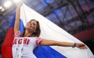 مشجعات المنتخب الروسي في كأس العالم 2018
