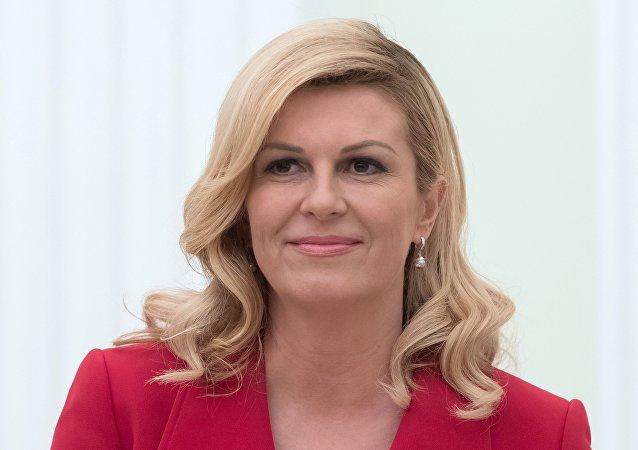 رئيسة كرواتيا، كوليندا كيتاروفيتش