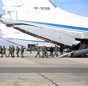 طائرة النقل العسكري إيل-76