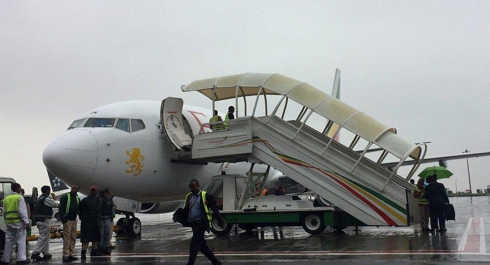 أول رحلة للخطوط الجوية الإثيوبية إلى إريتريا منذ 20 عاما