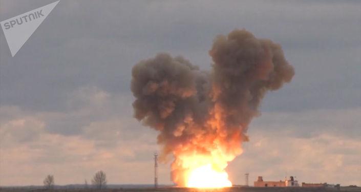إطلاق صواريخ أفانغارد الفرط صوتية، وزارة الدفاع، روسيا
