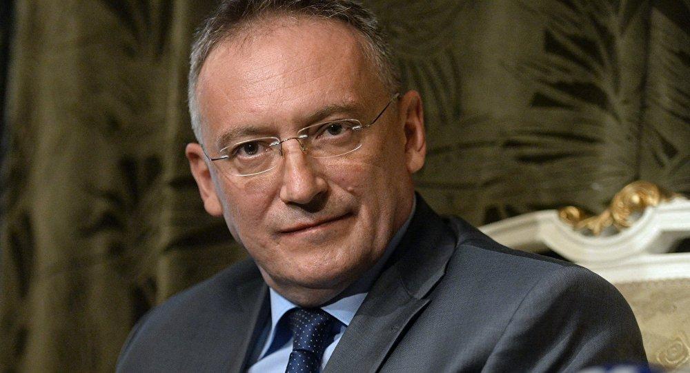 السفير الروسي لدى سوريا، ألكسندر كينشاك