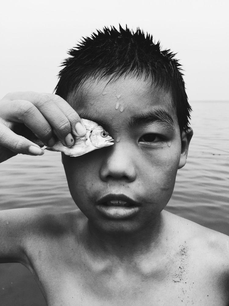 صورة بعنوان Eye to eye، للمصور هوابنغ تشاو، الحائزة على المركز الثاني في فئة مصور العام