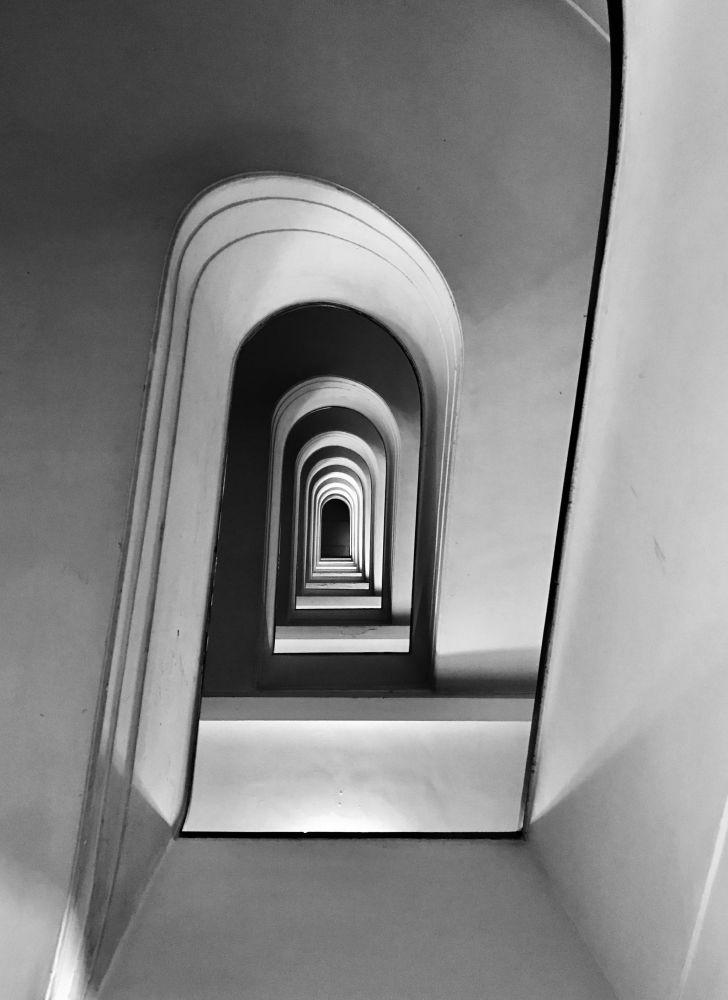 صورة بعنوان Rampage، للمصور ماسيمو غرازياني، الحائزة على المركز الأول في فئة الفن المعماري