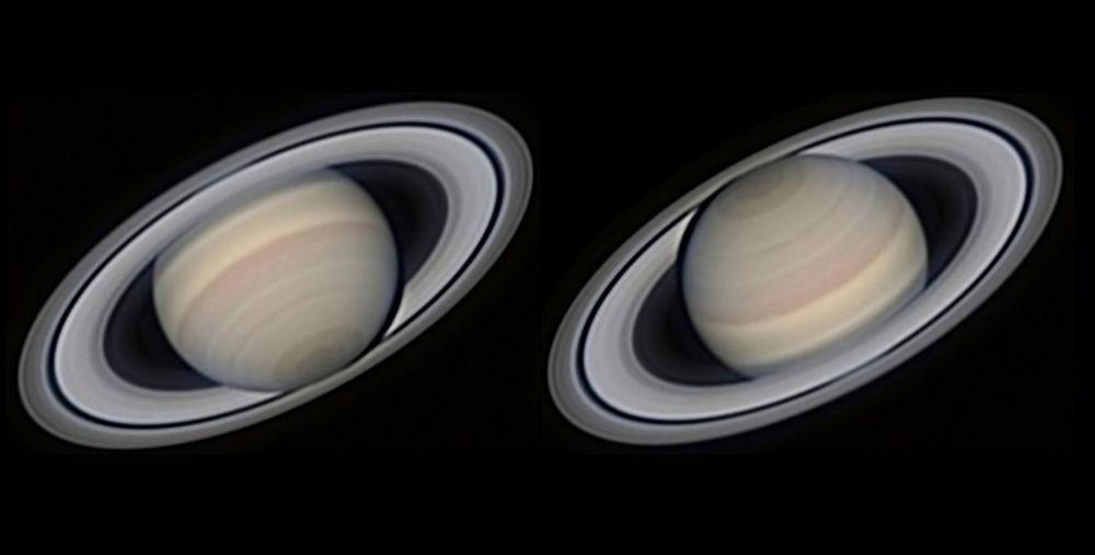 صورة بعنوان  A Magnificent Saturn للمصور مأفاني سواريز