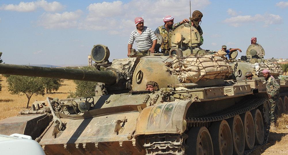 بدء العد التنازلي لمعركة إدلب.. والجيش السوري يحشد قواته على عدة محاور