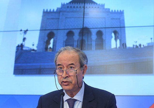 السفير المغربي لدى روسيا، عبد القادر لشهب