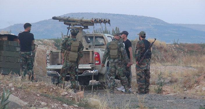 الجيش السوري يقترب من تطهير كامل حوض اليرموك في الجنوب