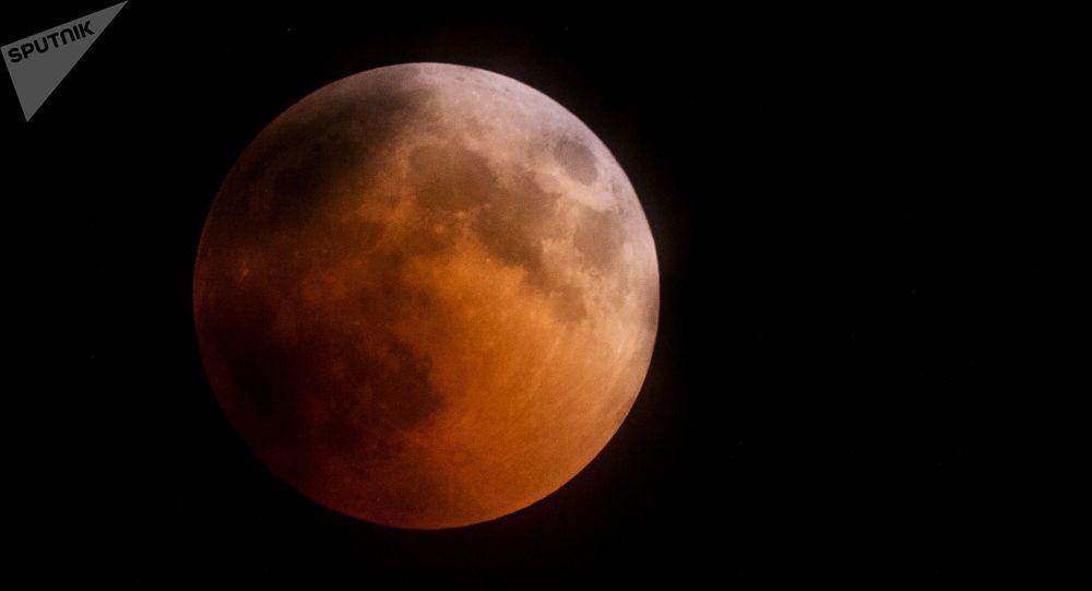 القمر الدامي في القرم، 27 يوليو/ تموز 2018