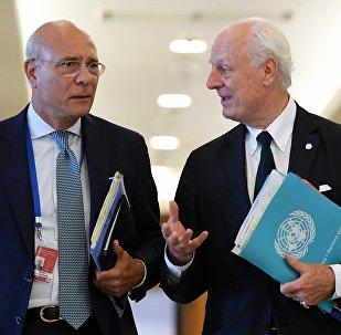 جولة المحادثات العاشرة بصيغة أستانا حول سوريا (30-31 يوليو/تموز 2018)