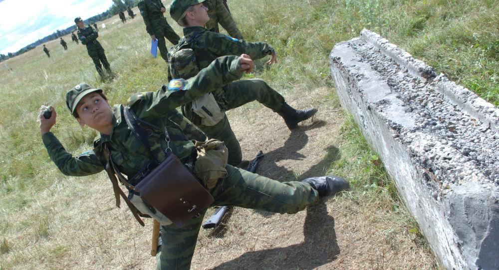 الاحتفال بيوم قوات الإنزال الجوي في ريازانسك