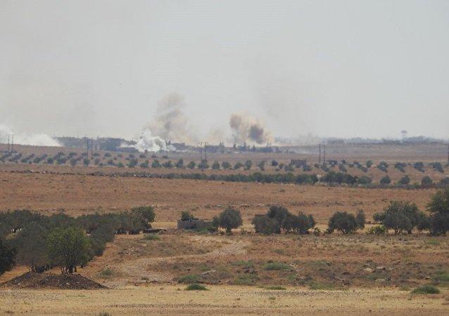 الجيش السوري يصد هجوما لتنظيم النصرة في ريف حماة