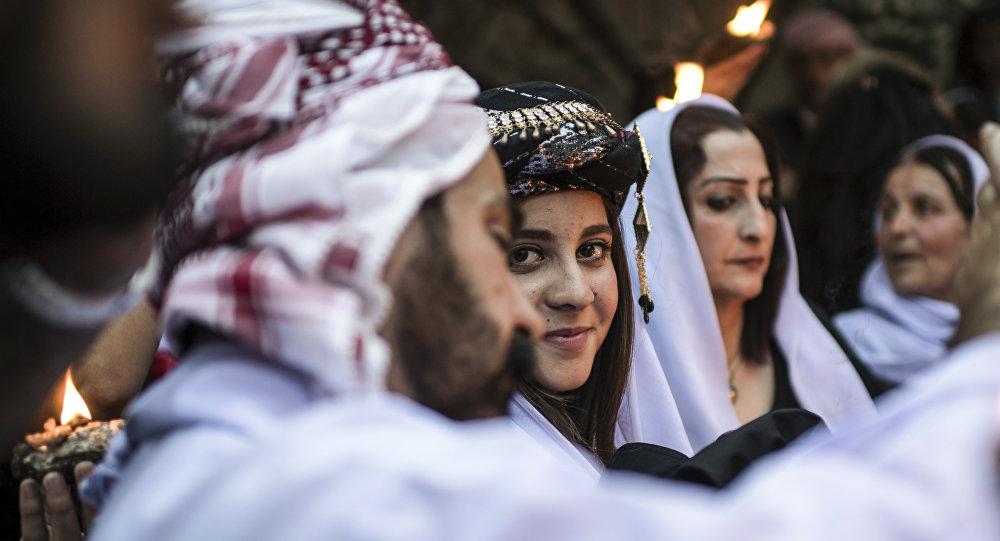 الفتيات الإيزيديات العراقيات، 18 أبريل/ نيسان 2018