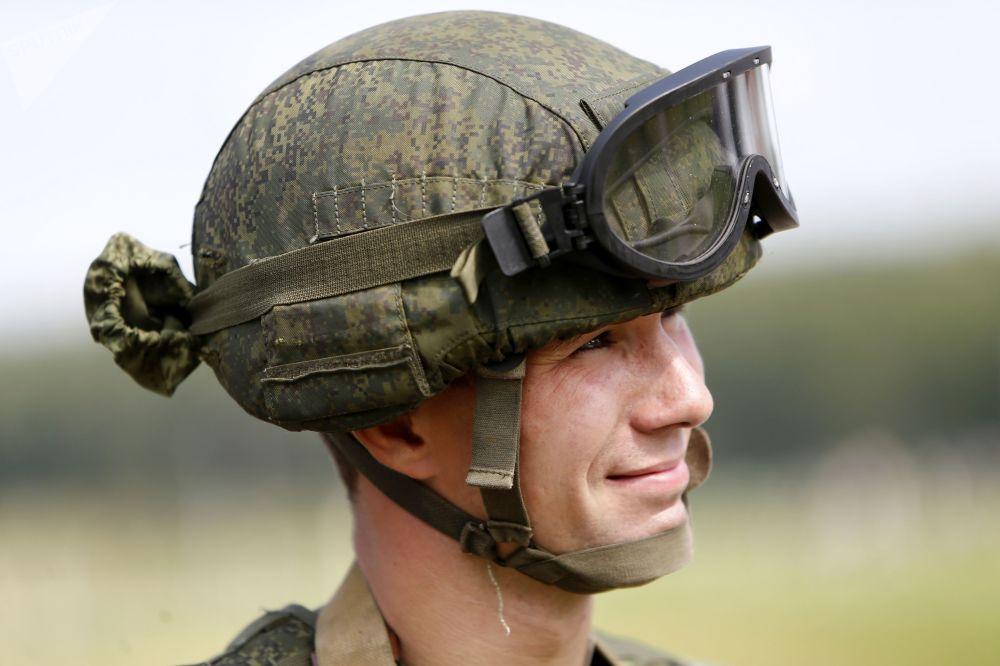 سباق البيئة الآمنة في إطار مسابقة الألعاب العسكرية الدولية أرمي -2018  (الجيش - 2018) في ياروسلافل