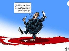 أردوغان يلجأ إلى هذه الدولة العربية في خلافه مع ترامب