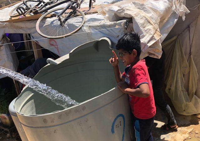 اللاجئين السوريين في البقاع، لبنان