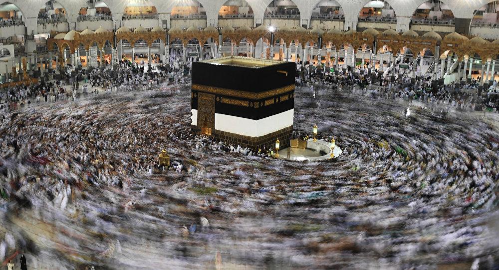 الحج، الكعبة، مكة، السعودية