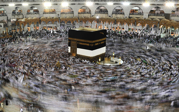أمطار غزيرة على مكة المكرمة... وإسرائيل تعلق (فيديو)