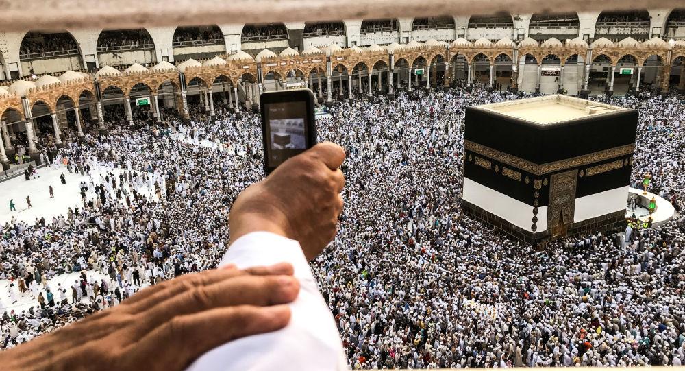الحج، مكة، السعودية 16  أغسطس/ آب 2018