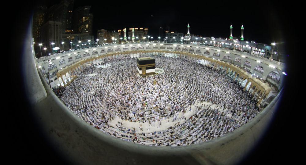 الحج، مكة، السعودية 15 أغسطس/ آب 2018