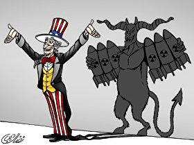 خبير أمريكي يكشف خطط أمريكا السرية للغاية... ست قنابل نووية على موسكو