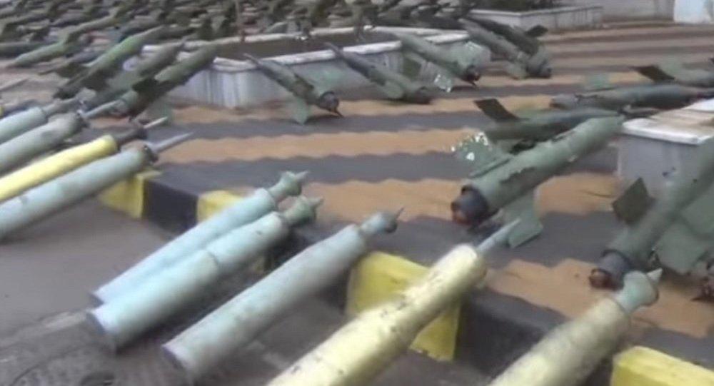 أسلحة إسرائيلية
