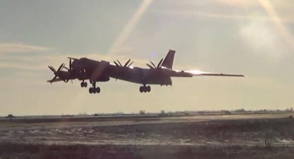 قاذفة صواريخ وقنابل تو-95