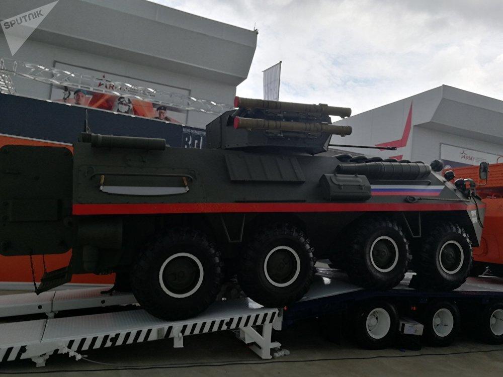 المجمع الصناعي العسكري في كوبينكا بضواحي موسكو