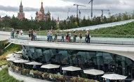 حديقة زارياديه في موسكو