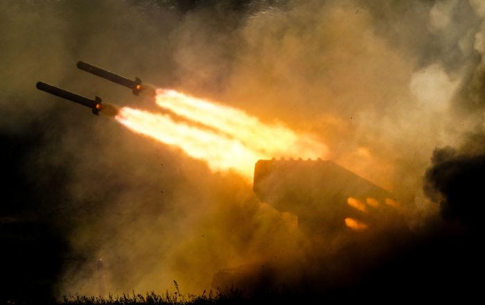"""الصورة الأولى لقاذفة اللهب """"توسوتشكا"""" الروسية"""