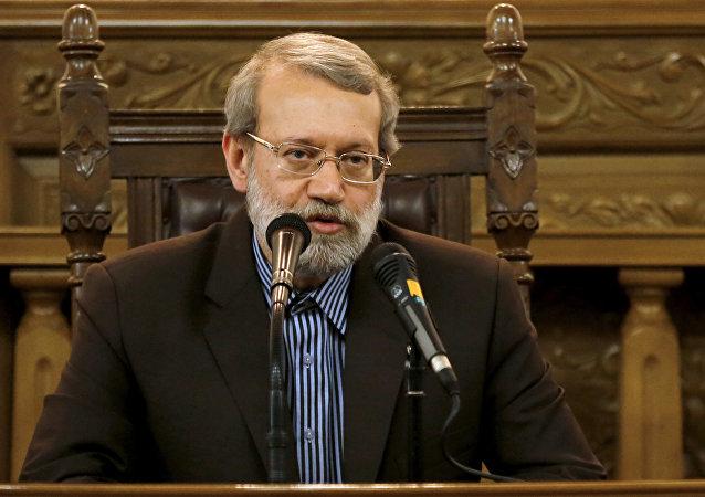 علي لاريجاني