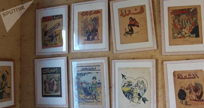 متحف الكاريكاتير 14