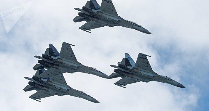 مقاتلة سو-35 الروسية الجديدة