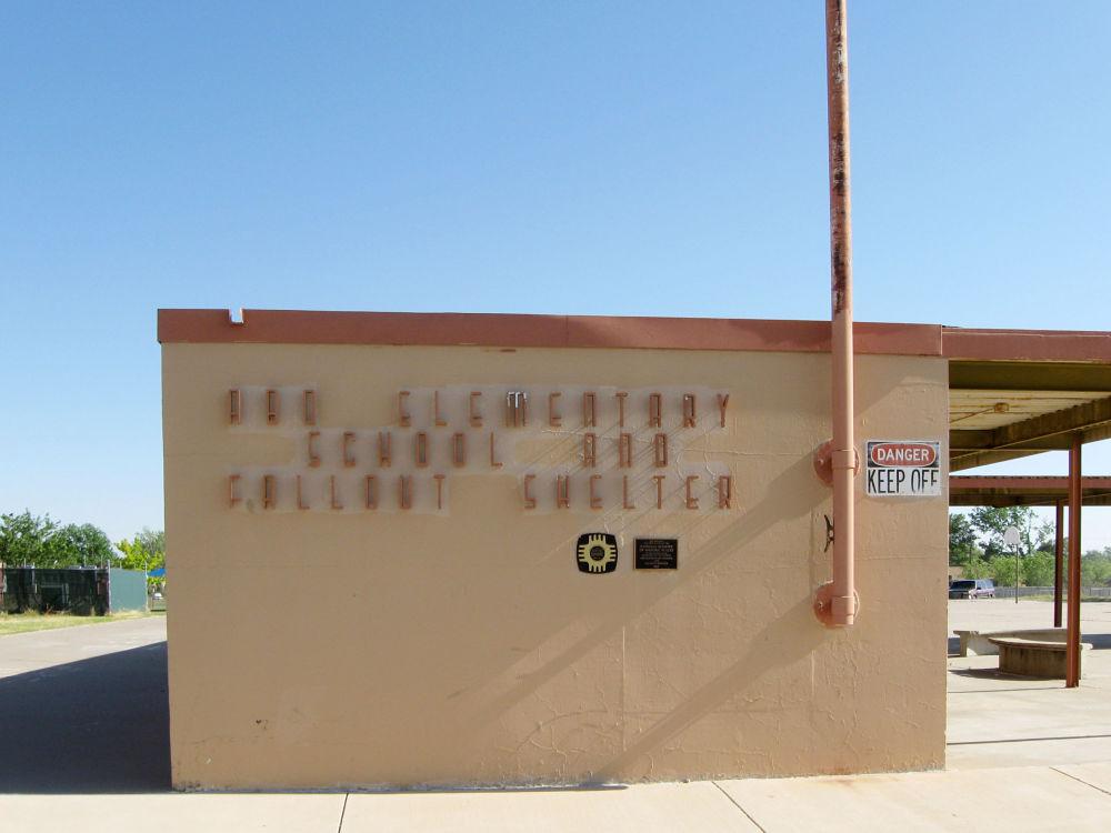 مدرسة ابتدائية أبو في أرتيسيا، نيو-ميكسيكو، الولايات المتحدة