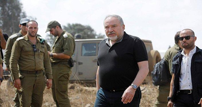 وزير الدفاع الإسرائيلي أفيغدور ليبرمان