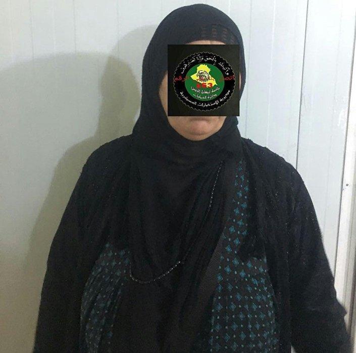 أم الذباحين تقع بيد القوات العراقية