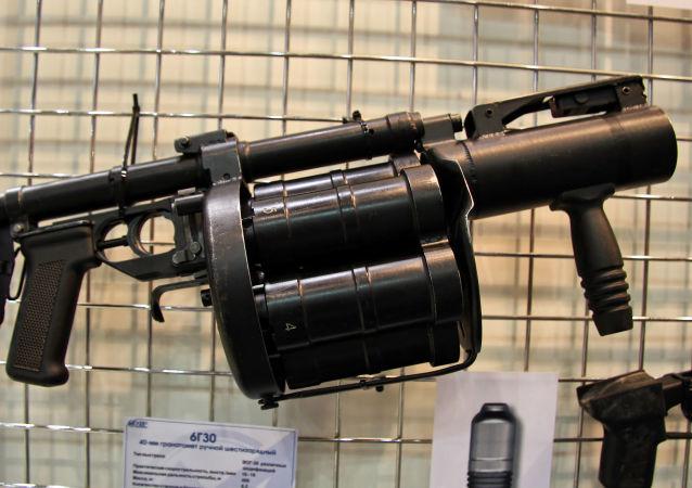 قاذف الرمانات إر غي-6