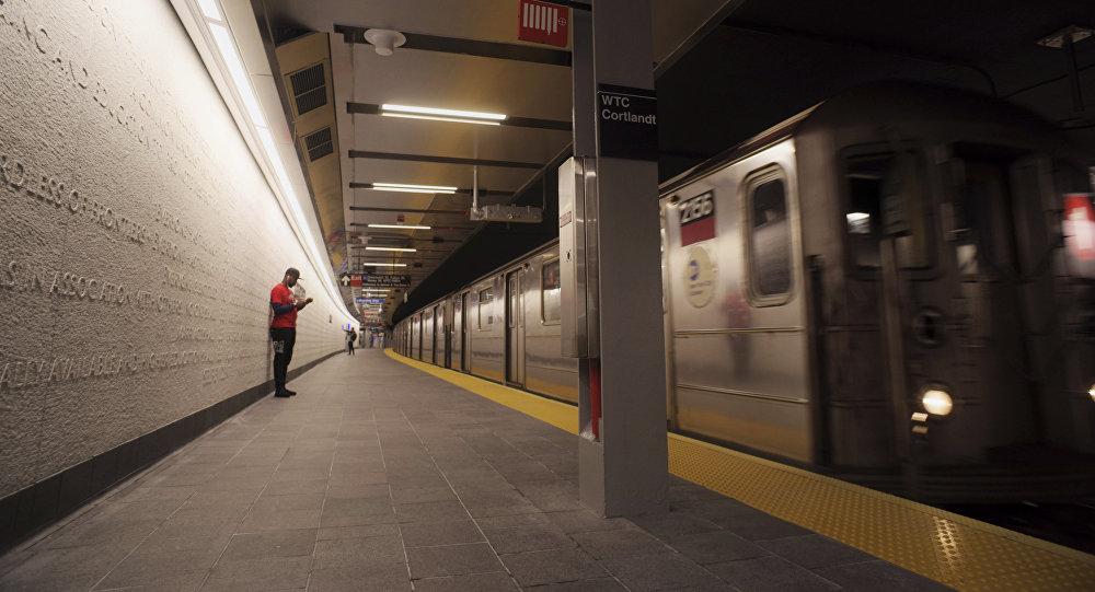 محطة المترو المدمرة خلال هجمات 11 سبتمبر بعد 17 سنة على إغلاقها