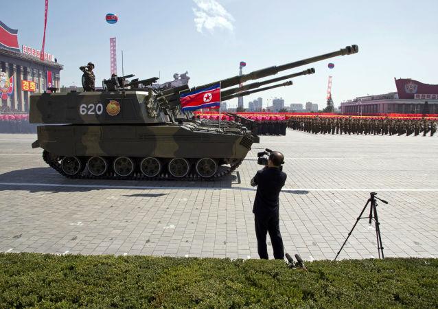 سلاح كوريا الشمالية