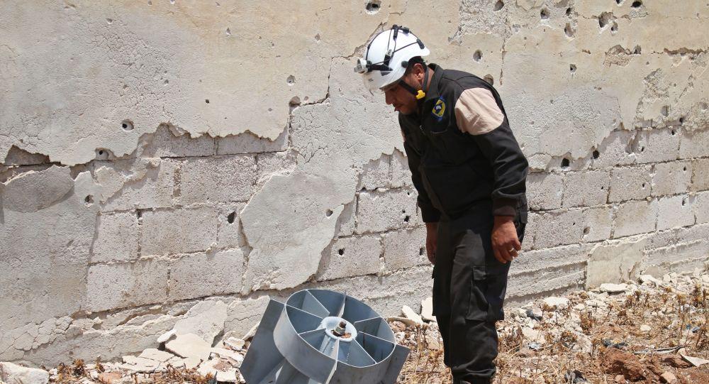 الخوذ البيضاء في سوريا